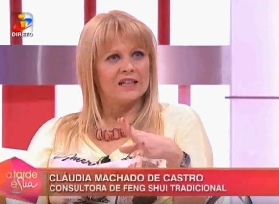Feng Shui Portugal - TVI - A Tarde É Sua